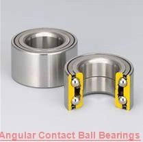 35 mm x 80 mm x 34,9 mm  FAG 3307-BD-2Z-TVH  Angular Contact Ball Bearings