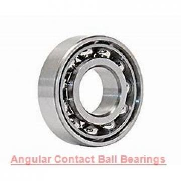 20 mm x 52 mm x 15 mm  FAG 7304-B-JP  Angular Contact Ball Bearings