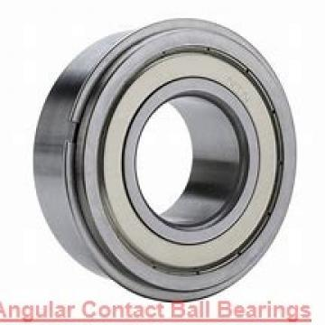 0.669 Inch | 17 Millimeter x 1.575 Inch | 40 Millimeter x 0.689 Inch | 17.5 Millimeter  NTN 5203NRC3  Angular Contact Ball Bearings