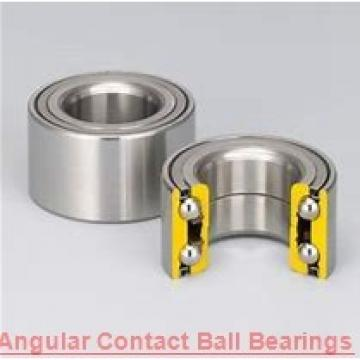 17 mm x 47 mm x 14 mm  FAG 7303-B-TVP  Angular Contact Ball Bearings