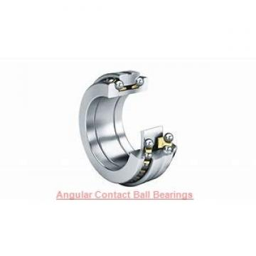 0.669 Inch | 17 Millimeter x 1.575 Inch | 40 Millimeter x 0.472 Inch | 12 Millimeter  NSK 7203BWG  Angular Contact Ball Bearings