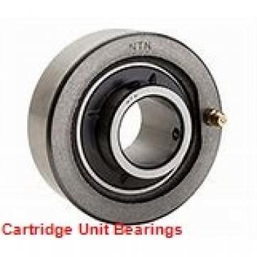 QM INDUSTRIES QMMC26J125SC  Cartridge Unit Bearings