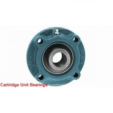 QM INDUSTRIES QAMC18A090SEC  Cartridge Unit Bearings