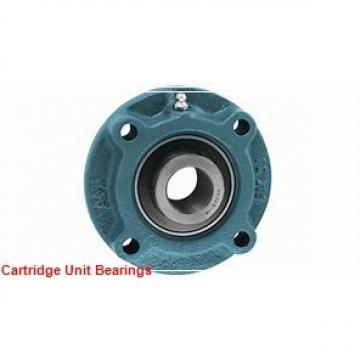 QM INDUSTRIES QVMC17V215SM  Cartridge Unit Bearings