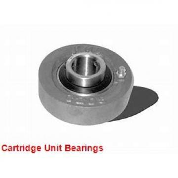 QM INDUSTRIES QAAMC15A075SO  Cartridge Unit Bearings