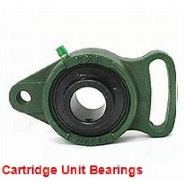 QM INDUSTRIES QVMC17V075SEB  Cartridge Unit Bearings