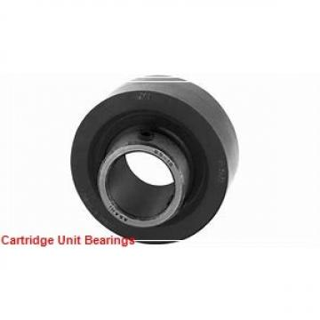 QM INDUSTRIES QAMC13A207ST  Cartridge Unit Bearings
