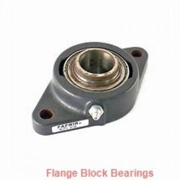 QM INDUSTRIES QAAC18A307SEC  Flange Block Bearings