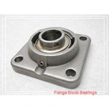 QM INDUSTRIES QVVFL22V312SEC  Flange Block Bearings