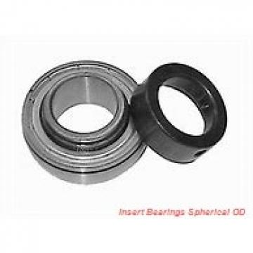 SEALMASTER RCI 110C  Insert Bearings Spherical OD
