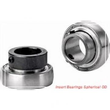 SEALMASTER 5204TM  Insert Bearings Spherical OD