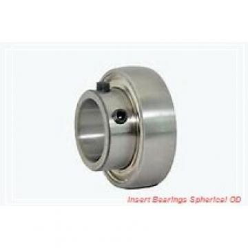 NTN SNPS008RR  Insert Bearings Spherical OD