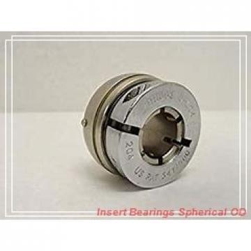 20 mm x 47 mm x 21 mm  SKF YET 204/VL065  Insert Bearings Spherical OD